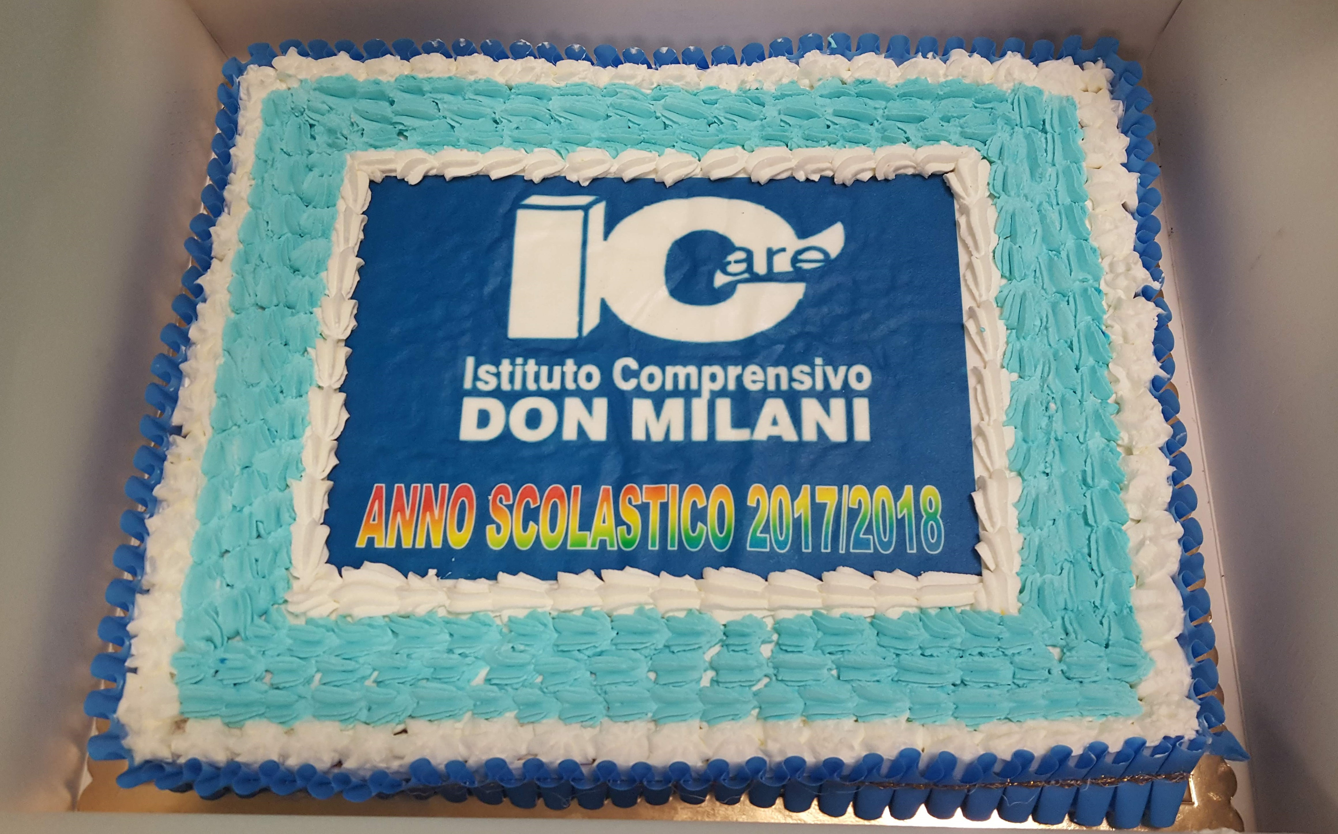 TORTA DON MILANI